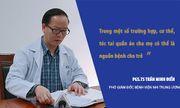 4 trẻ tử vong ở Bắc Ninh: Phó giám đốc BV Nhi TW