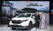 Honda CR-V mới ra mắt có thực sự đáng