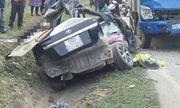 Vụ tai nạn 4 người tử vong ở Sơn La: Tài xế ô tô 5 chỗ có nồng độ cồn
