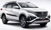 Cận cảnh xe SUV 7 chỗ Toyota Rush 2018 mới ra mắt, giá từ 336 triệu đồng