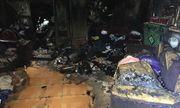 Hiện trường vụ cháy khiến 3 mẹ con tử vong ở Sài Gòn