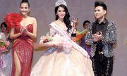 Người đẹp Bình Minh đăng quang Hoa hậu doanh nhân Việt toàn cầu