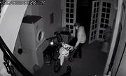 Clip: Thanh niên đột nhập trộm xe máy còn
