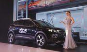 Cận cảnh bộ đôi SUV Peugeot giá từ 1,16 tỷ đồng