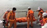 Tìm thấy thi thể 2 thuyền viên cuối cùng vụ chìm tàu cá trên biển Vũng Tàu