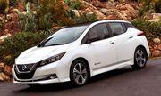 Ngắm mẫu xe điện Nissan Leaf 2018 giá hơn 680 triệu đồng