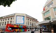 Hà Nội thí điểm tuyến xe buýt du lịch 2 tầng