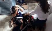 Học sinh đánh bạn rồi quay clip đăng Facebook