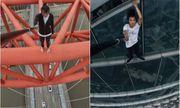 'Người nhện Trung Quốc' rơi từ tầng 62 xuống đất