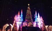 Giáng sinh 2017: Giới trẻ thỏa thích check-in với 5 cây thông Noel khổng lồ
