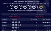 Kết quả xổ số Vietlott hôm nay 12/12: Hơn 145 tỷ đồng vẫn không có người nhận
