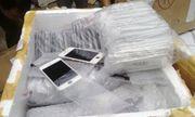 Đề nghị truy tố nhóm buôn lậu iPhone trị giá gần 6 tỷ đồng