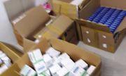 Triệt phá đường dây buôn bán tân dược không rõ nguồn gốc ở miền Tây