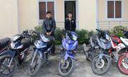 Dùng thẻ nhân viên của vợ để vào Formosa trộm hàng chục xe máy