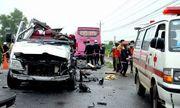 Những vụ tai nạn giao thông thảm khốc năm 2017