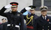 Hoàng tử Harry nhậm chức Thuyền trưởng thống lĩnh Thủy quân Lục chiến
