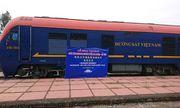 Mở tuyến đường sắt liên vận quốc tế Hải Phòng - Khai Viễn