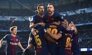 Thế trận đảo chiều, Real Madrid thất bại 'muối mặt' trước Barca