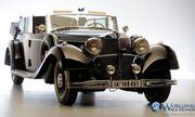 Siêu xe Mercedes-Benz 770K của Hitler sắp được bán đấu giá