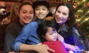 Phi Nhung hạnh phúc 'khoe' con gái ruột xinh đẹp lần đầu về Việt Nam