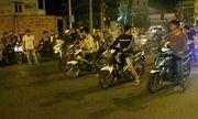 Cảnh sát ngăn chặn 100 thanh niên định tổ chức đua xe đêm Noel