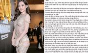 Hoa hậu Đại dương lên tiếng vụ mua áo dài 700 triệu rồi 'chạy làng'