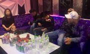 Hà Tĩnh: Đột kích karaoke Ruby, bắt quả tang 5 người đang tổ chức tiệc ma túy