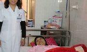 Cứu sống sản phụ đã mổ đẻ 2 lần, nguy kịch vì thai đậu trên vết mổ cũ