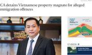 Bộ Công an tiếp nhận, bắt bị can Phan Văn Anh Vũ