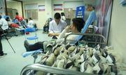 Viện Huyết học nhận gần 900 đơn vị nhóm máu O sau lời kêu gọi khẩn thiết