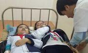 Thông tin mới nhất vụ hơn 20 học sinh nhập viện cấp cứu vì hít phải khí độc
