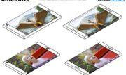 Điện thoại Samsung trong tương lai sẽ có màn hình ở cả mặt trước và sau
