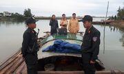Nổ súng khống chế nhóm vận chuyển gỗ lậu trên sông