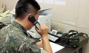 Hàn Quốc gọi thử đường dây nóng quân sự với Triều Tiên trong 5 phút