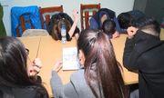 Hà Nội: Gần 20 thanh niên nam nữ