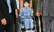 Cựu tổng thống Hàn Quốc bị thoát vị đĩa đệm trong nhà giam