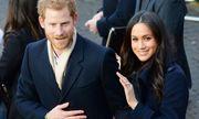 Dựng phim về chuyện tình của Hoàng tử Harry và Meghan Markle