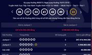 Kết quả xổ số Vietlott hôm nay 18/1: Hơn 247 tỷ đồng sẽ về tay ai?