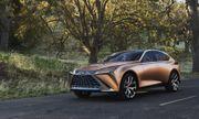 Ra mắt Lexus SUV LF-1 Limitless, đẹp long lanh