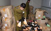 Hà Tĩnh: Phát hiện gần 1,5 tấn mì chính giả nhãn hiệu nổi tiếng