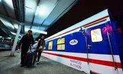 Tàu hỏa xuyên Việt bất ngờ vào top 10 tuyến tàu đẹp nhất châu Á