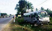 Ôtô khách va chạm với xe đạp điện, nữ sinh lớp 10 tử vong thương tâm