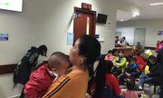 Bệnh cúm A hoành hành, 300 trẻ phải nhập viện
