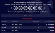 Kết quả xổ số Vietlott hôm nay 21/1: Jackpot 53 tỷ đồng sẽ có chủ?