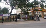 Bắt 2 nghi phạm dùng mìn gây nổ cây ATM ở Nghệ An giữa đêm