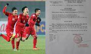 Cổ vũ U23 Việt Nam đá bán kết, nhiều công ty cho nhân viên nghỉ làm
