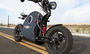 Chiếc xe đạp điện đạt vận tốc 70 km/h