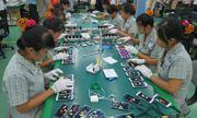 Trung Quốc nhập 7,15 tỷ USD mặt hàng điện thoại và linh kiện từ Việt Nam