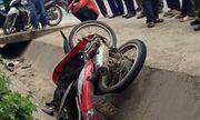 Người dân truy đuổi, bắt giữ tên trộm xe máy