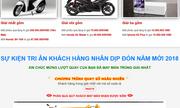 Cảnh báo: Hơn 700 website lừa đảo người dùng Internet Việt Nam